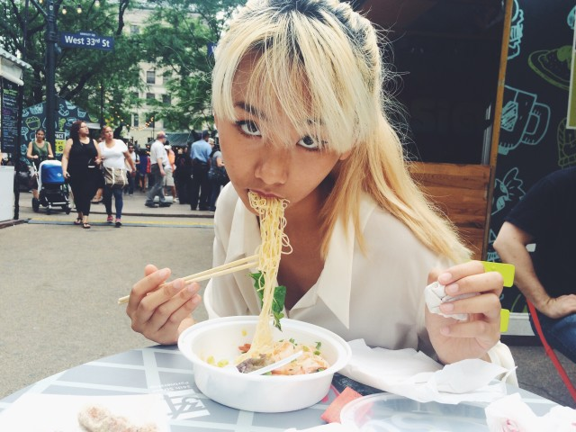 Free authentic noodles photo on Reshot