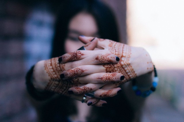 Free authentic mehendi photo on Reshot