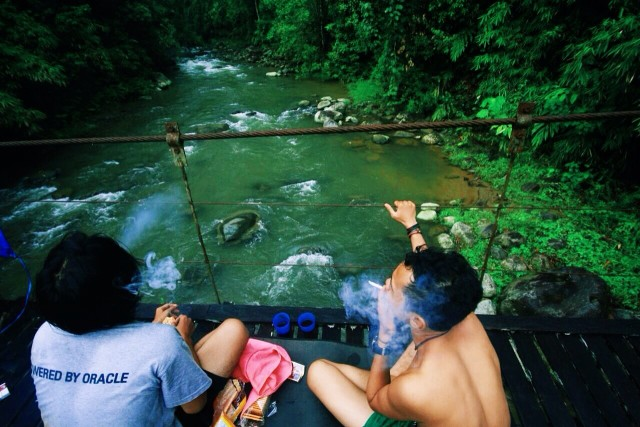 Alay river, South Borneo