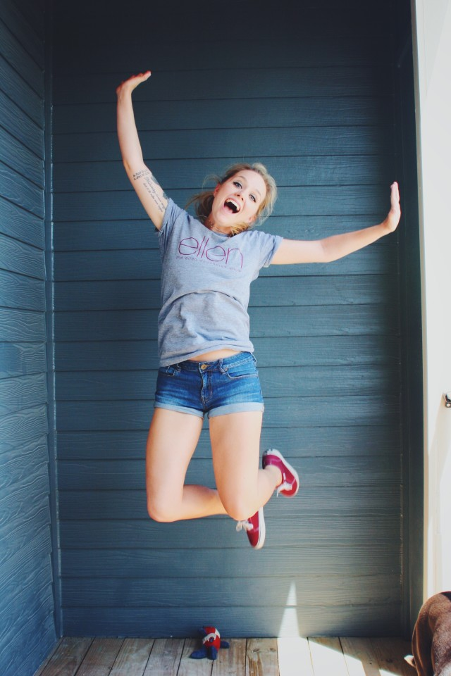 Free Jumping Photo from Reshot