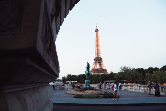 Free authentic eiffel photo on Reshot