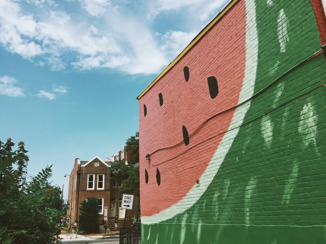 Watermelon House, Washington, D.C.