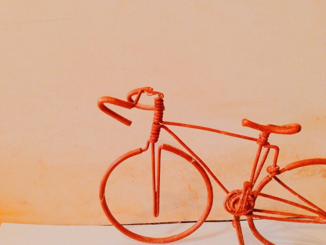 Orange Bicycle 🚴🚴🚴