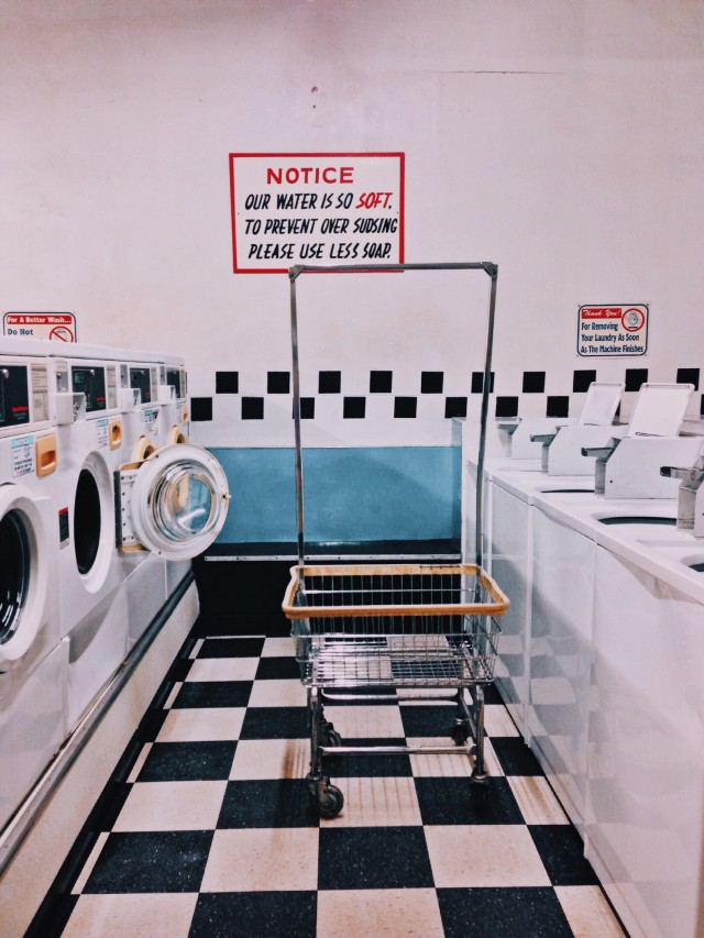 Laundry Night.