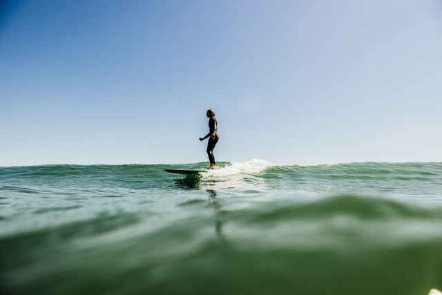 Free authentic wetsuit photo on Reshot