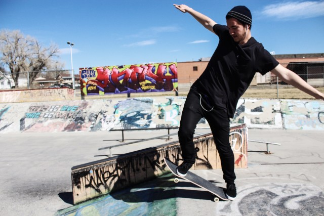 Free authentic skater photo on Reshot