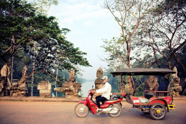 Cambodia & Inspirational Moments