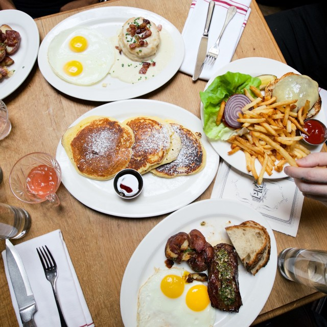 Everything brunch is and should be.