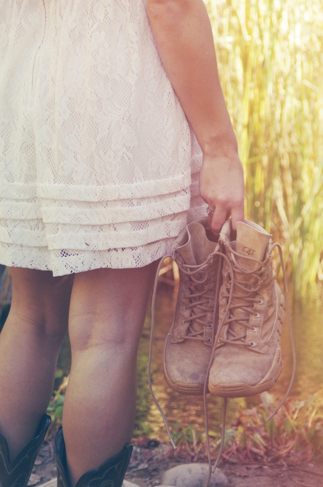 Free authentic boots photo on Reshot