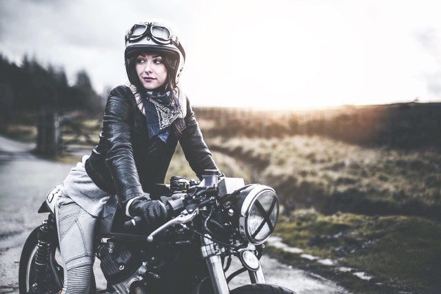 Jodie Devaney Honda CX500 - please nominate :) for new photographer