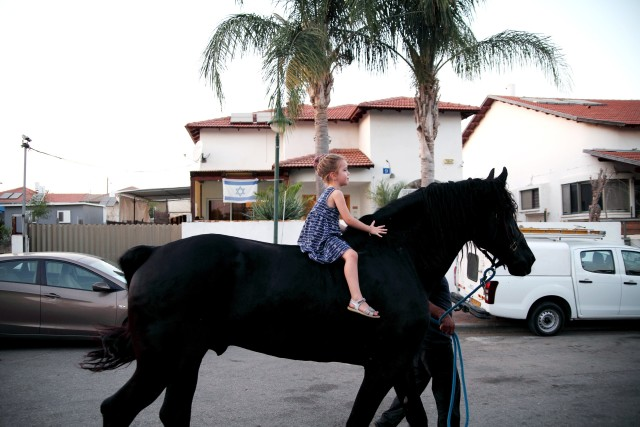 Princess Sophia and her faithful horse