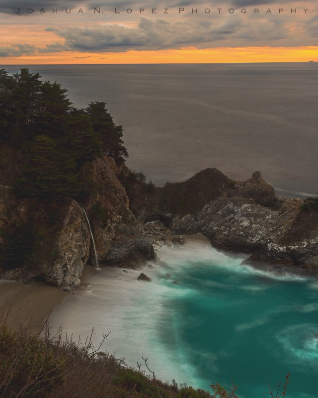 Beautiful Big Sur, Ca