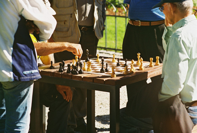 Free authentic chess photo on Reshot