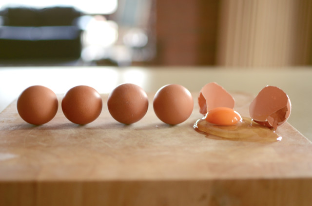 Free authentic eggs photo on Reshot