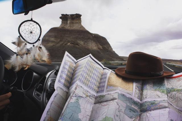 Free authentic road trip photo on Reshot