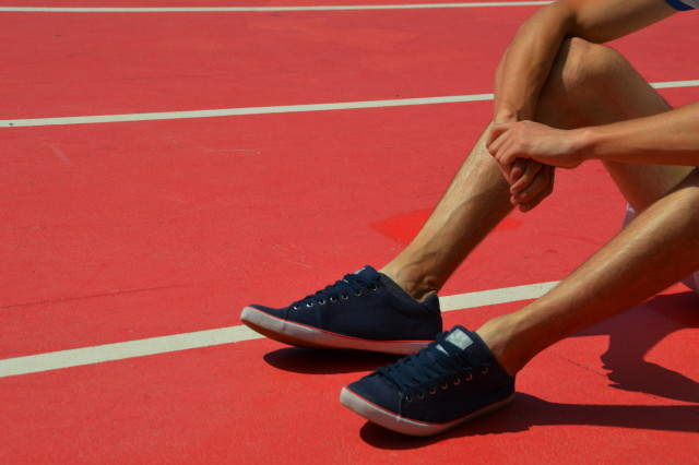 Free authentic sneakers photo on Reshot