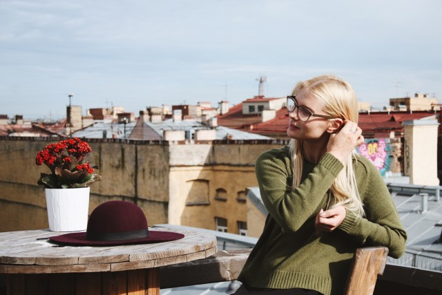 Free authentic rooftops photo on Reshot