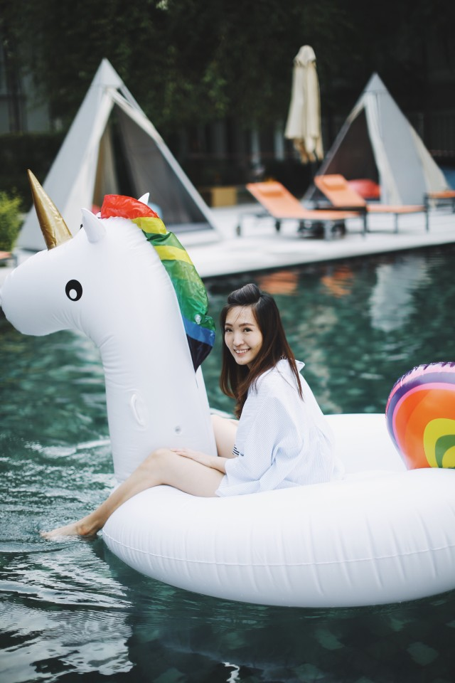 Unicorns  floats