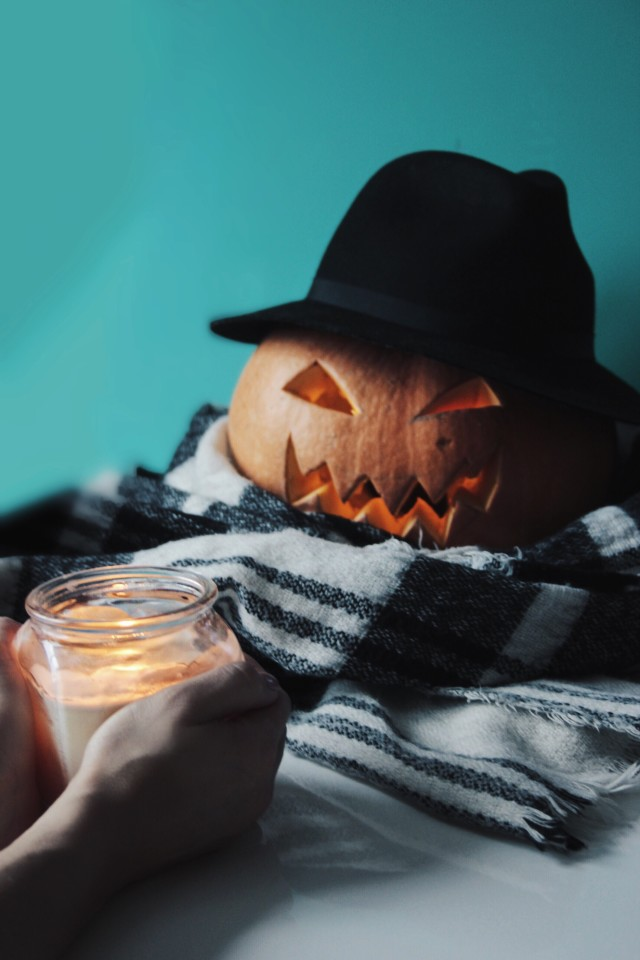 Free authentic halloween photo on Reshot