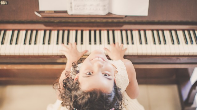 Free authentic piano photo on Reshot