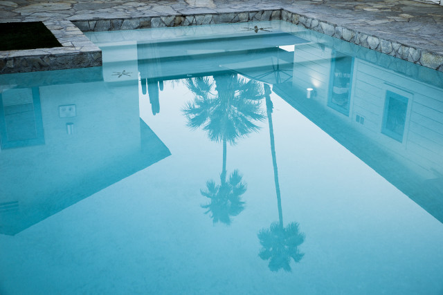 Free authentic swimming pool photo on Reshot