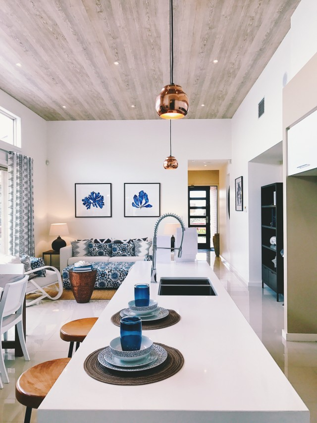 Home interior styling