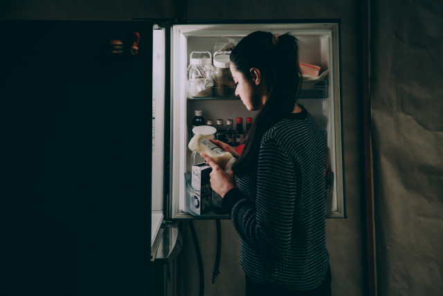 Free authentic fridge photo on Reshot