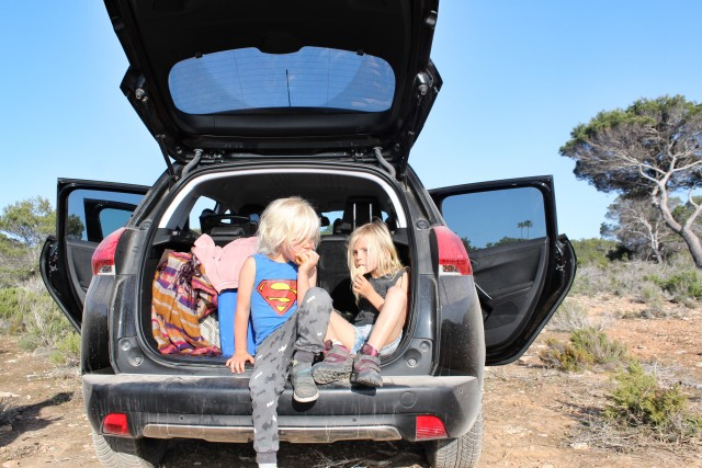 12 items every Super Mom needs in her car