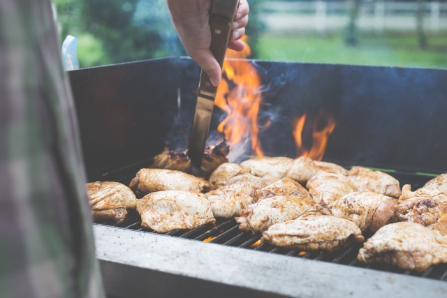 Free authentic grill photo on Reshot