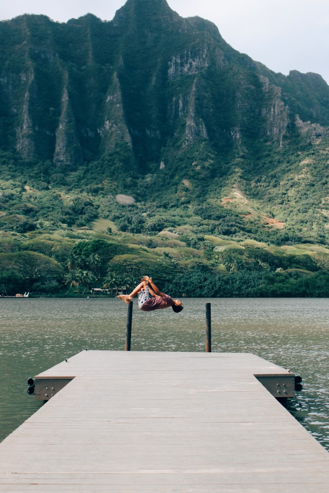 Free authentic oahu photo on Reshot