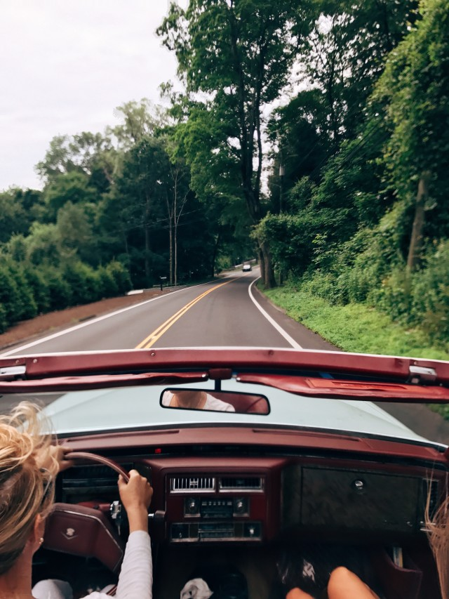 Cadillac Open Road