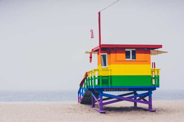 Free authentic venice pride photo on Reshot
