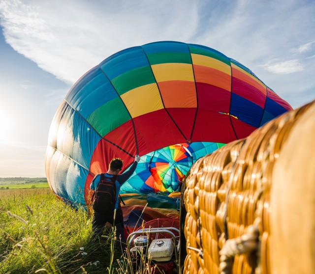 Free authentic balloons photo on Reshot