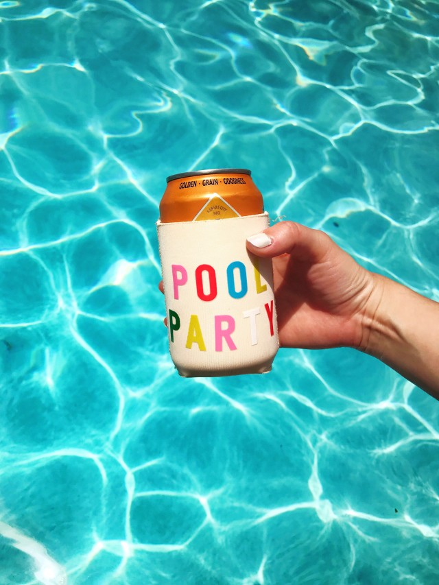 Pool party koozi