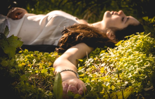 Rest in nature is very relaxing