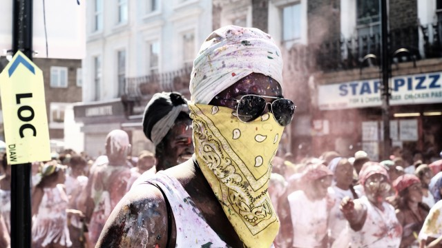 Notting hill carnival 2017. Pt 1