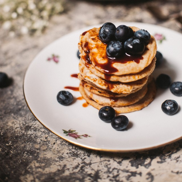 Free authentic pancakes photo on Reshot