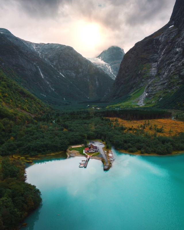 Lovatnet Norway