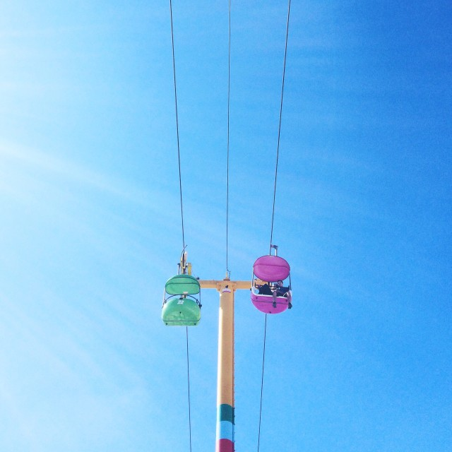 Free authentic cable car photo on Reshot