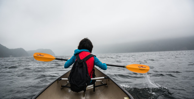 Free authentic canoe photo on Reshot