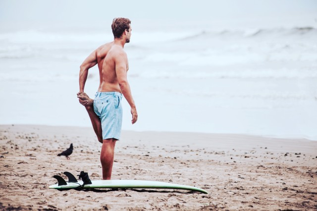 Free authentic surfer photo on Reshot