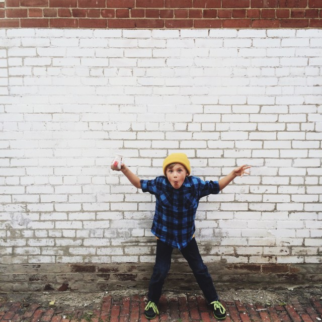 Free authentic brick wall photo on Reshot
