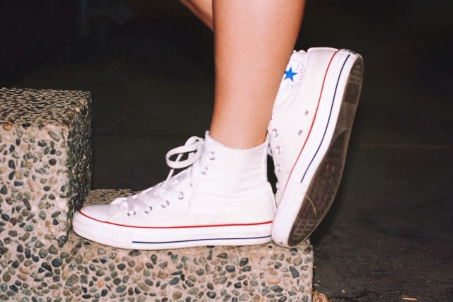 Free authentic converse photo on Reshot