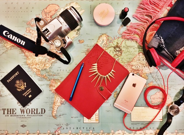 Free authentic travel essentials photo on Reshot