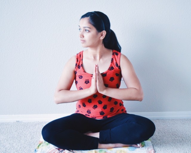 meditation and peace , women's health, pregnancy quarantine