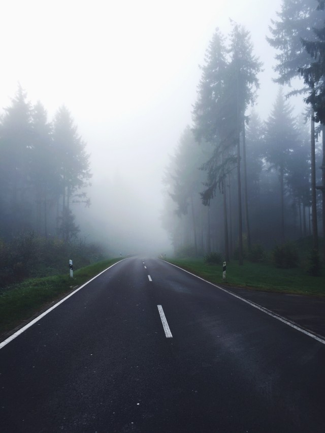 Road to the unknown