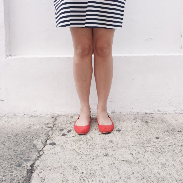 Red Shoes.