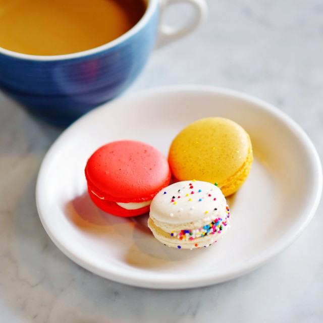 The cutest macarons