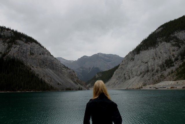Grassi Lakes outlook