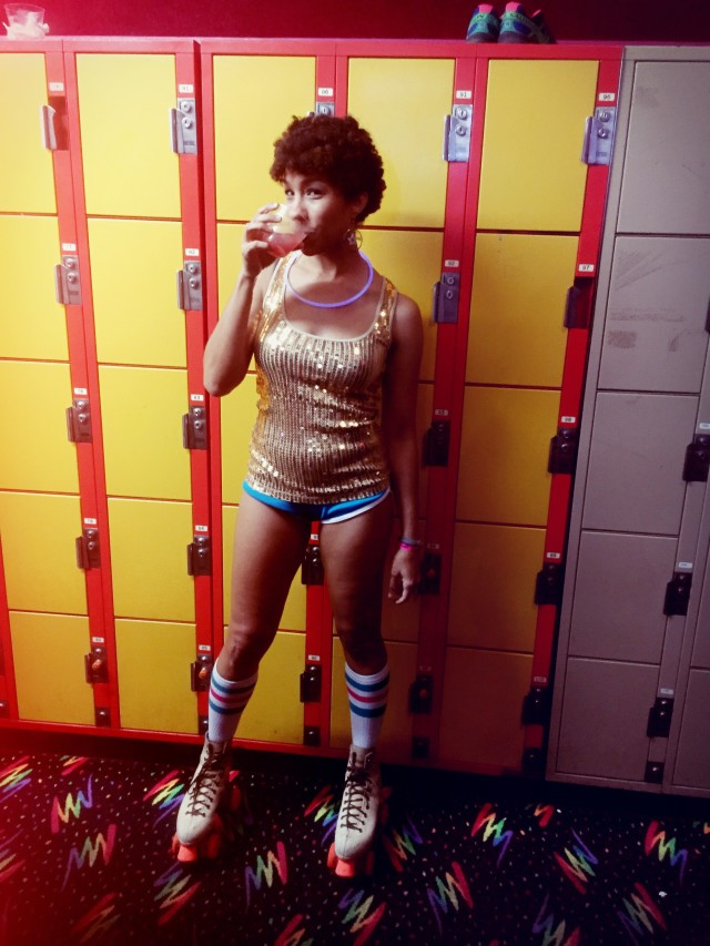 70s Roller Disco Night